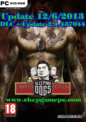 Sleeping Dogs v1 5 Update Download pc 100% working - YouTube